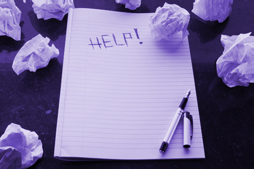 Top Ten Tips for Curing Writer's Block